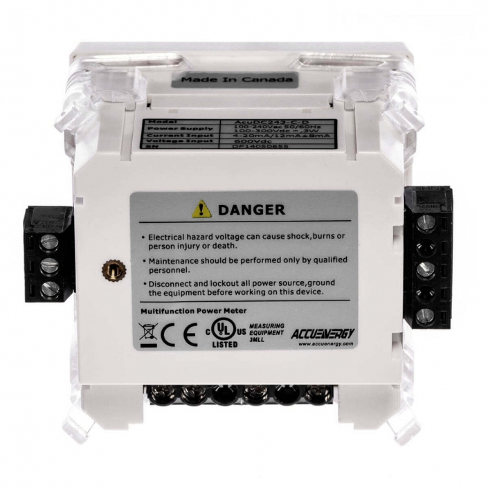AcuDC 240 Series product